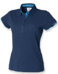 Womens Superior polo from £17.99